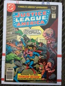 Justice League America #100