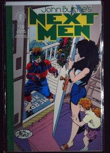 John Byrne's Next Men #10 (1992)