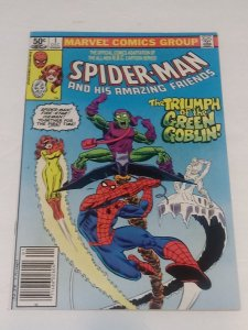 Spider-Man And His Amazing Friends #1 (VF/NM) 1981 - 1st App FIRESTAR! ID09H