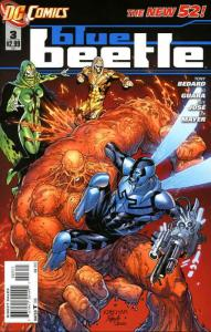 Blue Beetle (5th Series) #3 VF/NM; DC   save on shipping - details inside