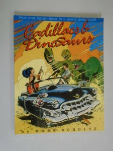Cadillacks and Dinosaurs GN 6.0 FN (1989 1st Print Kitchen Sink)