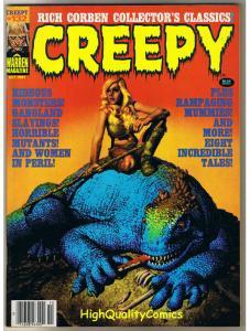 CREEPY #132, VF, Richard Corben issue, The Pest, Mummy, Warren, Magazine, 1964