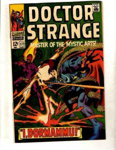 Doctor Strange # 172 NM Marvel Comic Book Master Mystic Arts Avengers  FM3