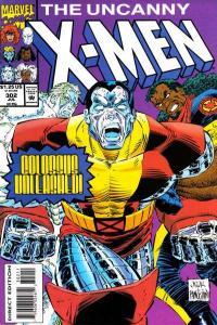 Uncanny X-Men (1981 series) #302, NM (Stock photo)