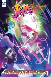 Jem & the Holograms Annual #2 VF; IDW | save on shipping - details inside