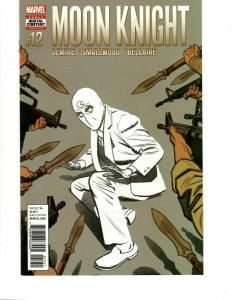 11 Moon Knight Marvel Comics # 12 13 14 188 190 191 192 193 194 196 198 WB2
