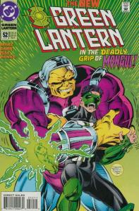 Green Lantern (3rd Series) #52 VF/NM; DC | save on shipping - details inside
