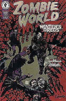 ZombieWorld: Winter's Dregs #4 FN; Dark Horse | save on shipping - details insid