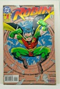 ROBIN (1993) DC #1   FOIL    VF/NM