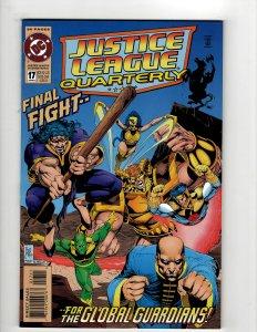 Justice League Quarterly #17 (1994) SR8