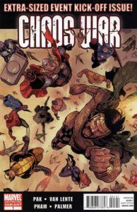 Chaos War #1 (2nd) VF; Marvel | save on shipping - details inside