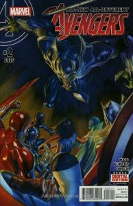 All-New, All-Different Avengers #2 VF/NM; Marvel | save on shipping - details in