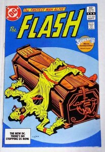 Flash #325 (8.5) Reverse Flash High Grade see more @ Past and Present Heroes