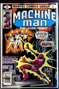 Machine Man #12 (1979)
