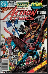 Action Comics #546 (DC, 1980) NM