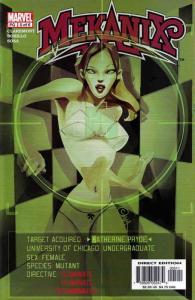 Mekanix #5 VF/NM; Marvel | save on shipping - details inside