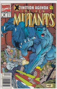 The New Mutants #96 (1990)