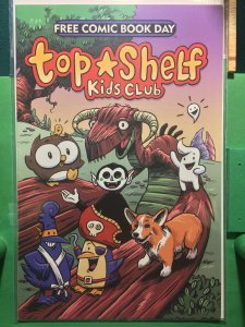 Top Shelf Kids Club