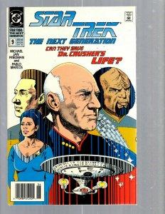 12 Comics Star Trek Next Generation #9 12 13 14 17 18 19 22 23 24 25 28 J420