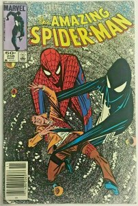 AMAZING SPIDER-MAN#258 VF/NM 1984 MARVEL COMICS