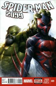 Spider-Man 2099 (2nd Series) #9 VF/NM; Marvel | save on shipping - details insid