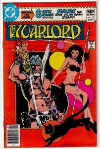 Warlord   vol. 1   # 37 VF OMAC