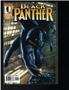 Black Panther #1 (Marvel, 1998)