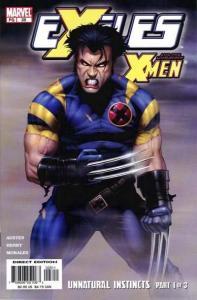 Exiles (2001 series) #28, NM (Stock photo)