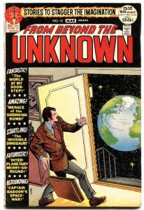 FROM BEYOND THE UNKNOWN #15-HIGH GRADE-CARMINE INFANTINO