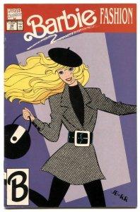 Barbie Fashion #10 1991- spicy beach cover FN