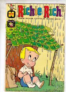 Richie Rich #68 (Aug-68) VG/FN Mid-Grade Richie Rich