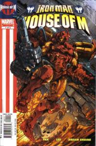Iron Man: House of M #1, NM- (Stock photo)