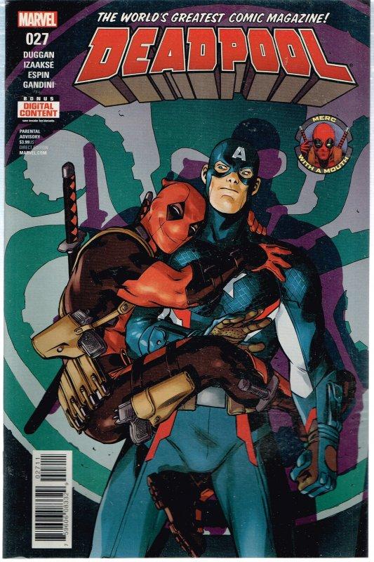 Deadpool #27 (2017)