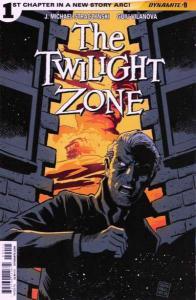 Twilight Zone (2013 series) #9, NM + (Stock photo)