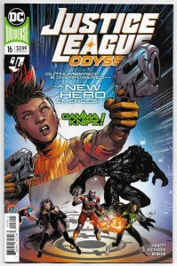Justice League Odyssey #16 Main Cvr (DC, 2020) NM