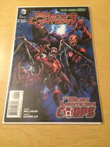 Red Lanterns #9  The New 52