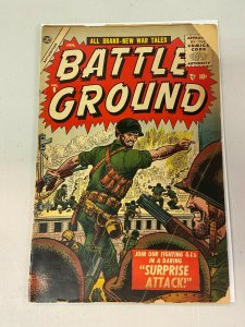 Battle Ground 9 PR/FR  Don Heck Art