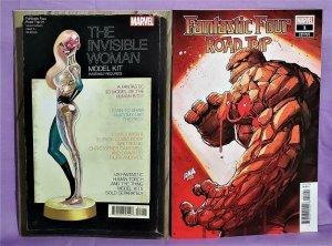Mike Del Mundo FANTASTIC FOUR Road Trip #1 David Nakayama Variant (Marvel, 2021)
