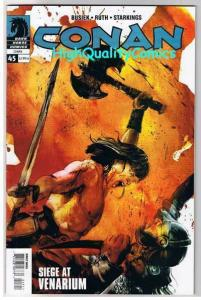 CONAN #45, NM+, Kurt Busiek, Venerium, Greg Ruth, 2004, more in store