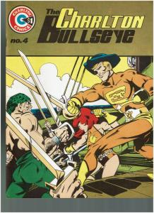 Charlton Bullseye #5 (1975 Magazine) - 8.0 or Better