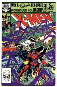 X-MEN #154 comic book 1981-MARVEL-NICE ISSUE! nm-