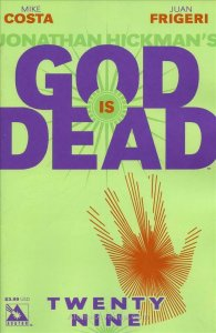 God Is Dead #29 VF/NM; Avatar | save on shipping - details inside