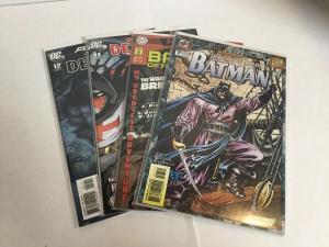 Detective Comics Annual 7 10 11 12 Lot Near Mint- Nm- DC Comics A13