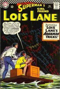 Superman's Girl Friend Lois Lane #72, VG- (Stock photo)