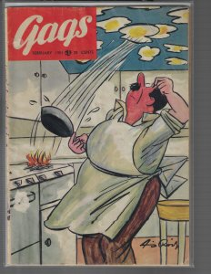 Gags #2 (Triangle Publications, 1951)