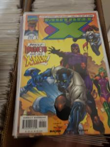 Mutant X #10