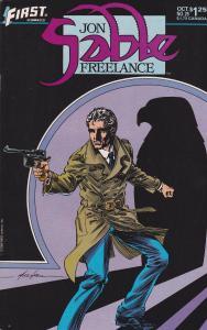 Jon Sable Freelance #29