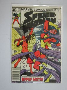 Spider-Woman #48 4.0 VG stamped Not to be sold (1983 1st Series)
