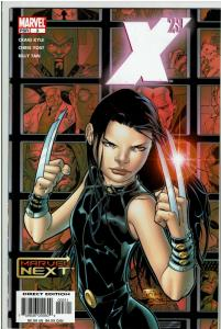 X-23 #3 - NM (2005 1st Series)