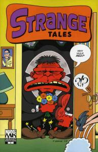Strange Tales (5th Series) #2A VF/NM; Marvel | save on shipping - details inside